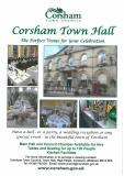 Town Hall advert