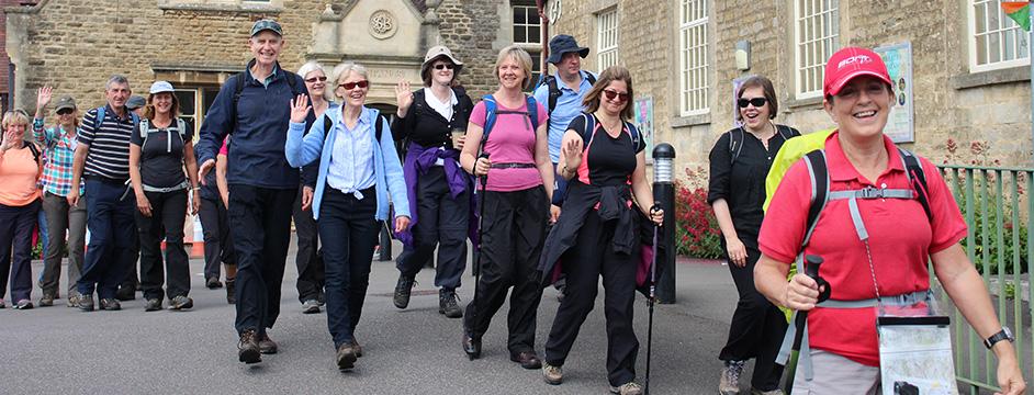 Carousel: Walking Group